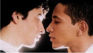 """""""O Amor em Muito Mais Que Preto e Branco"""".hora do beijo!"""