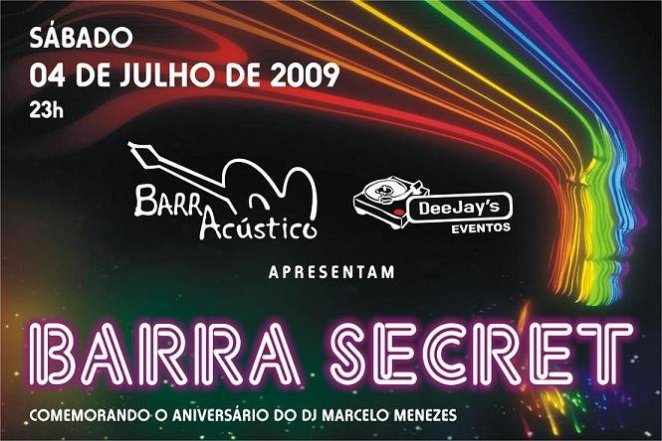 Barra Secret