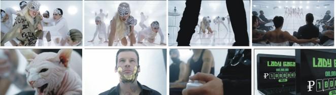 Lady Gaga Bad Romance free bitch vendida leilão