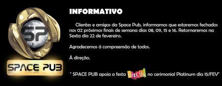 Space fechada